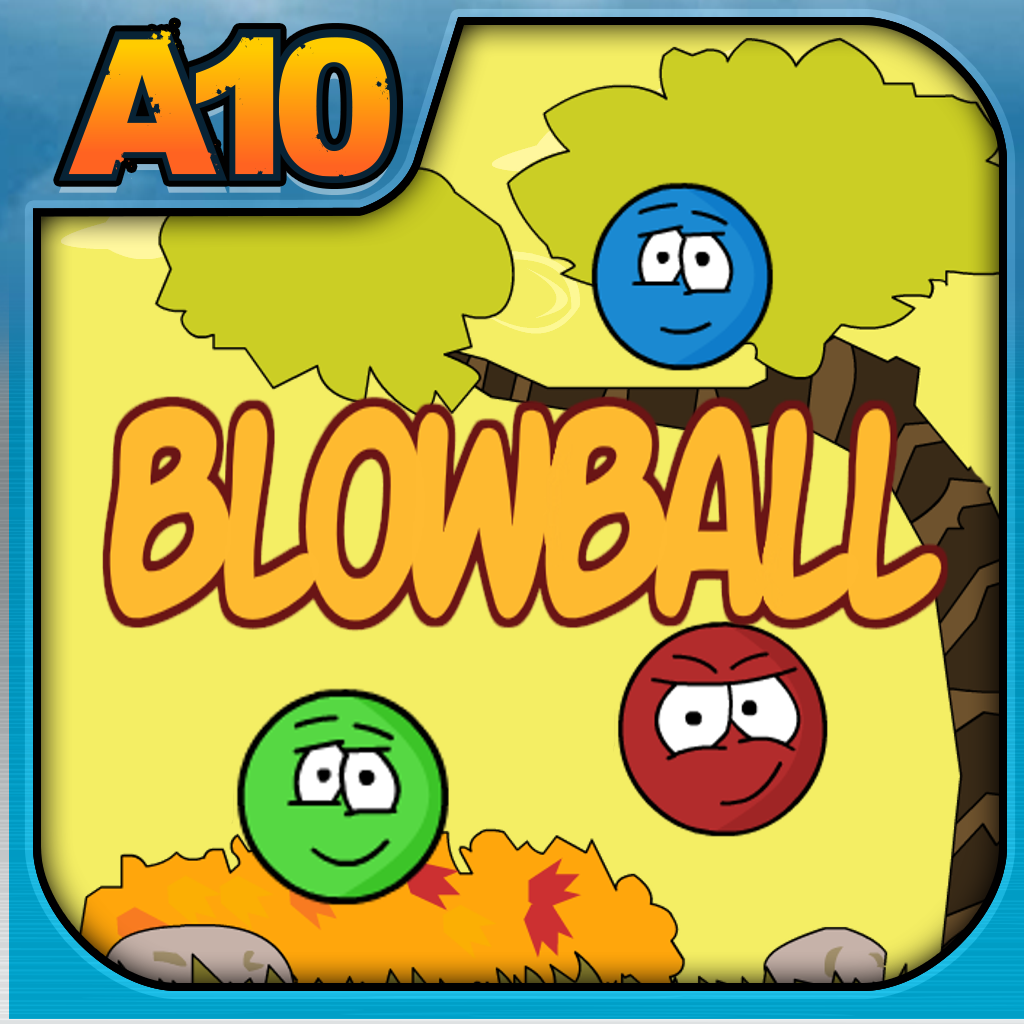 Blow-ball icon