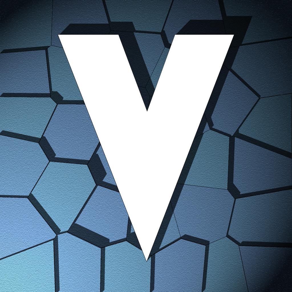 Voro - 100% unique puzzle