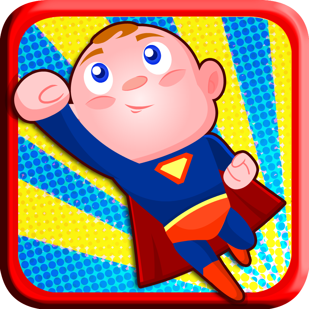 Super Baby Jump - My Little Happy Hero Friends