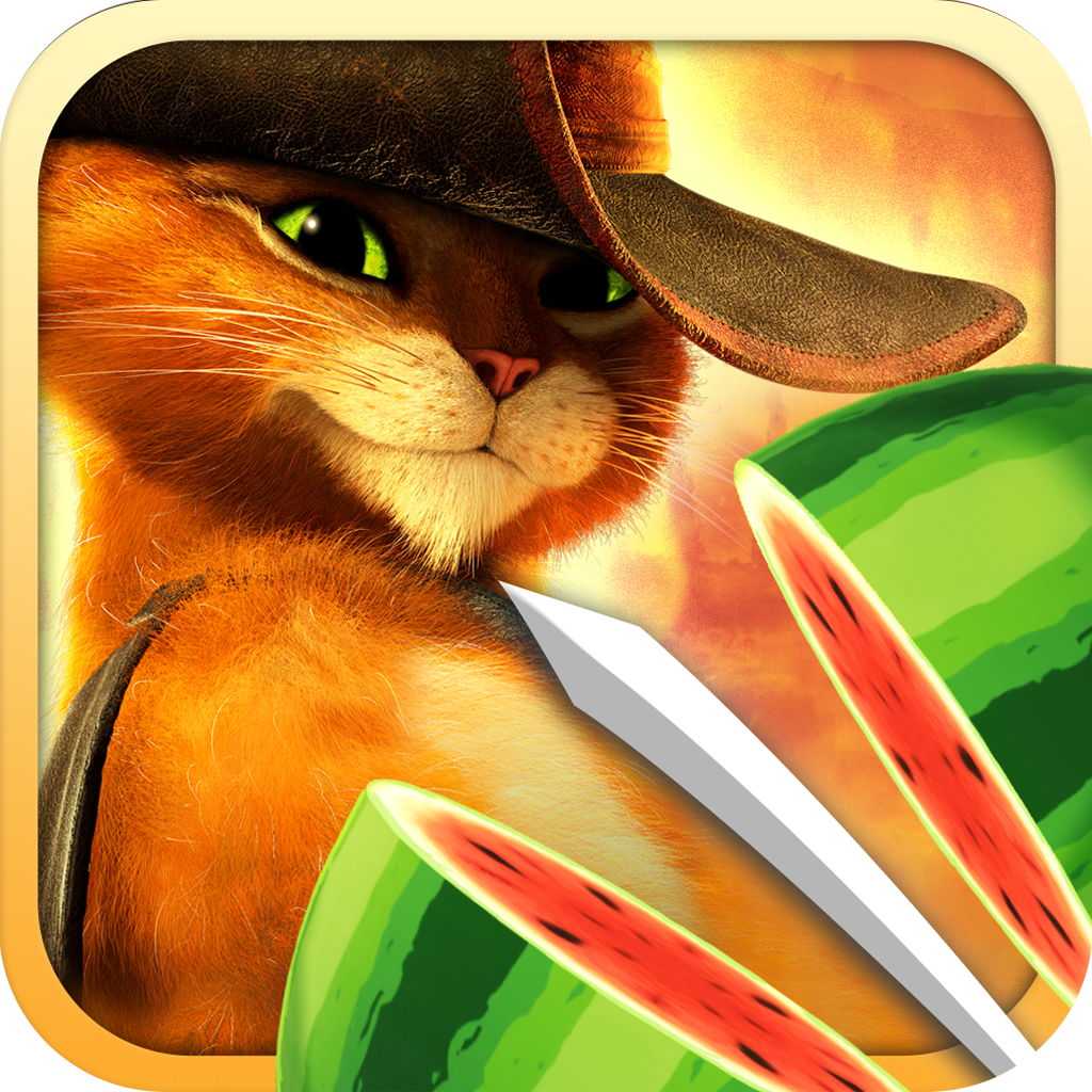 Fruit Ninja: Puss in Boots Review