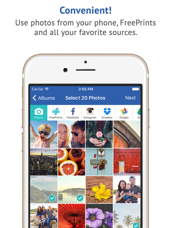 Best iPhone apps for photo printing and delivery - appPicker