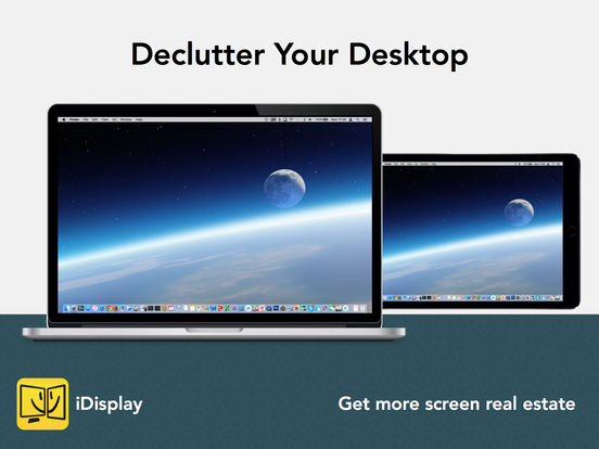 iDisplay Screenshots