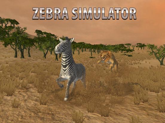 Zebra Simulator 3D Full - African Horse Survival IPA Cracked