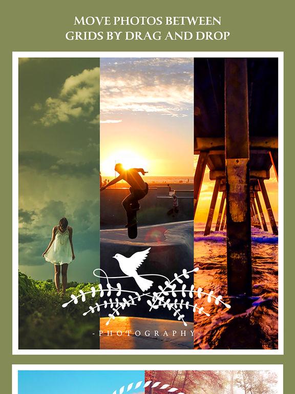 Split Lab Collage Screenshots