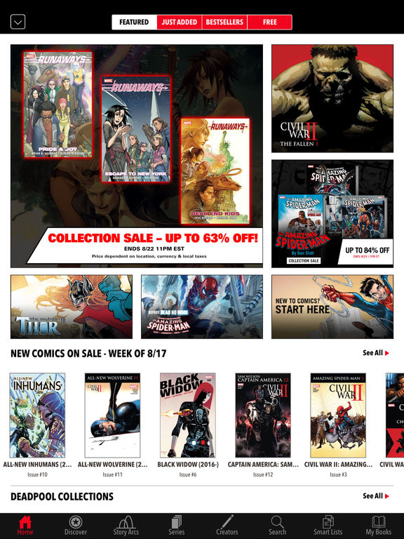 The best iPad apps for comic lovers - appPicker