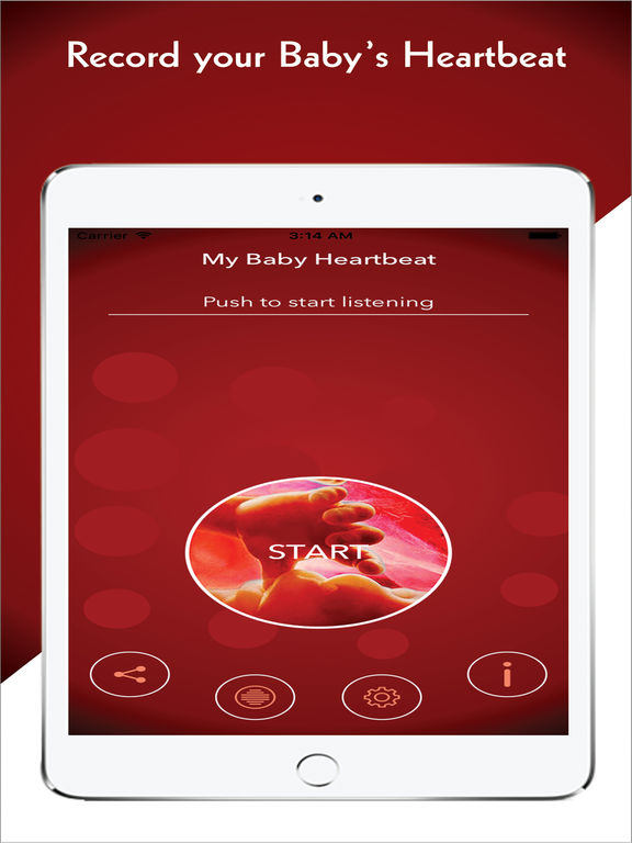Listen To Baby Heartbeat On Iphone Free