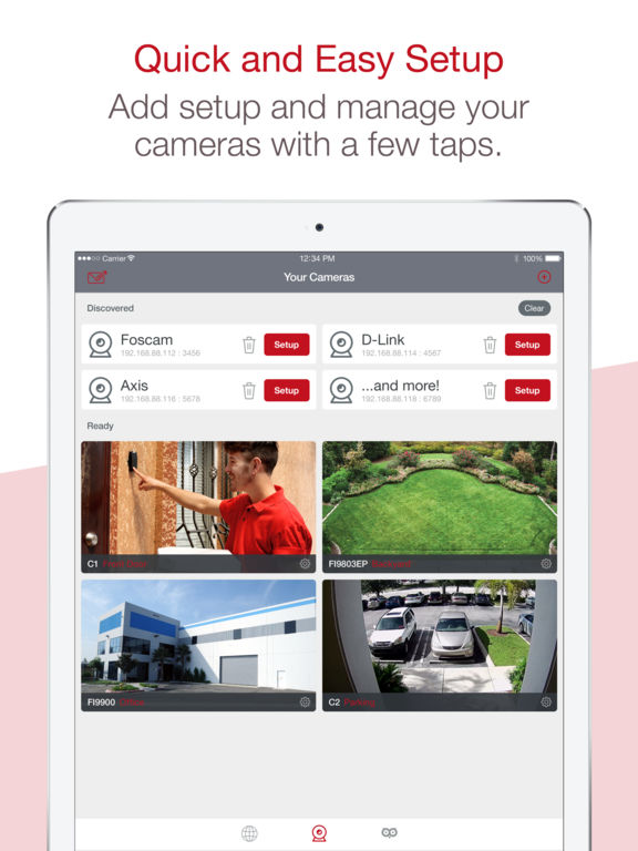 The best iPhone apps for home security - appPicker