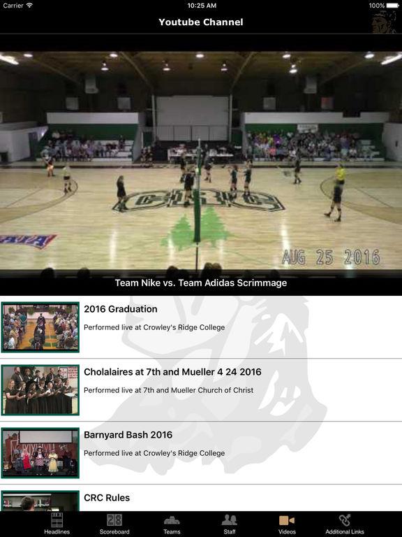 App Shopper: Crowley's Ridge College (Sports)