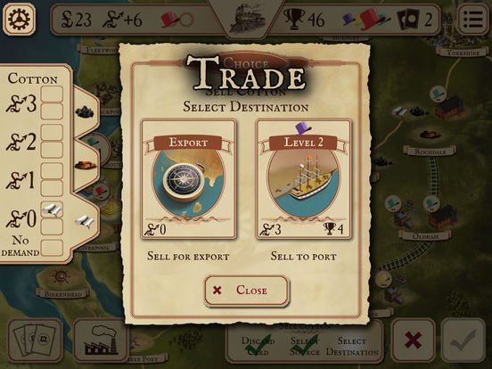 Brass Screenshots