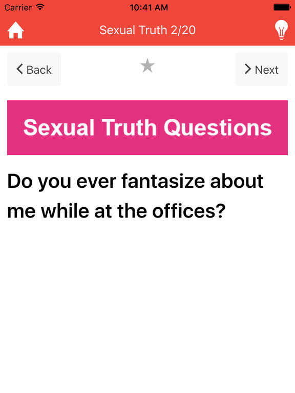 dare or questions truth Sexual