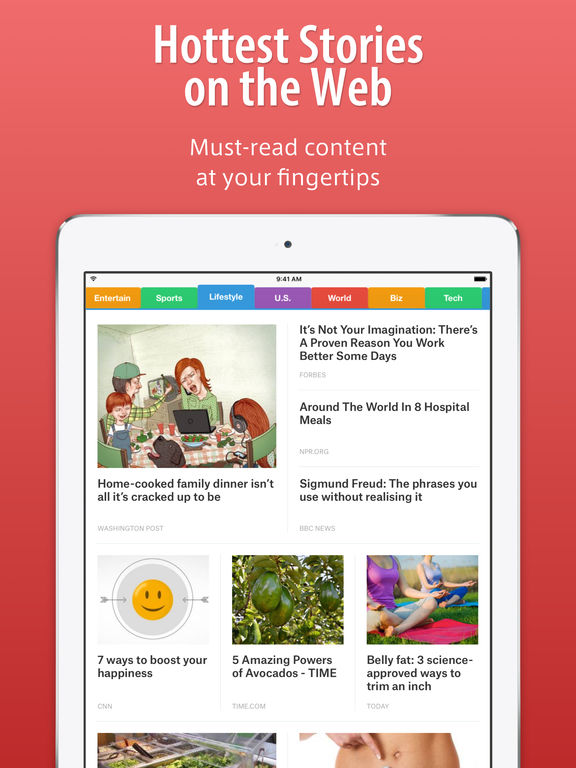 SmartNews - Trending News & Stories - appPicker