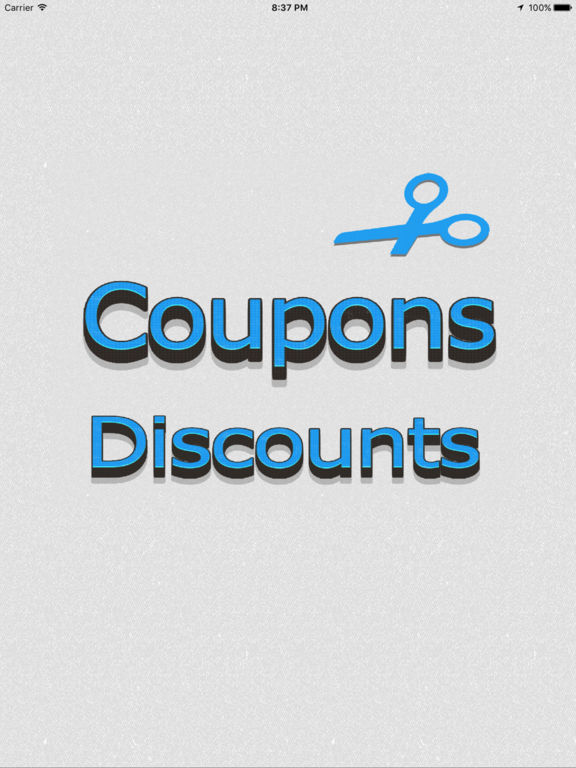 Coupons for Harmon Face Values Shopping App-ipad-0