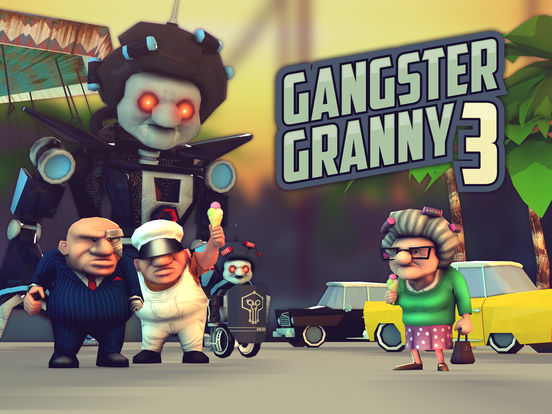 Gangster Granny 3 Screenshot