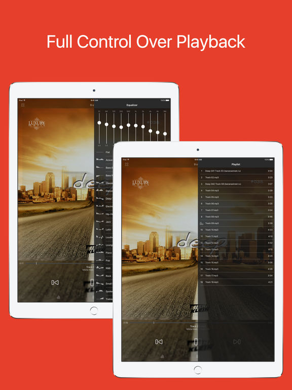 HDPlayer Pro - Video and audio player Screenshots