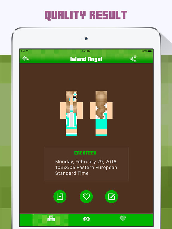 My Photo to Skin for Minecraft PE & PC - Skins Maker ( Free