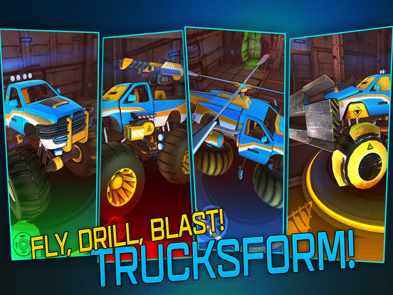 Trucksform Screenshot