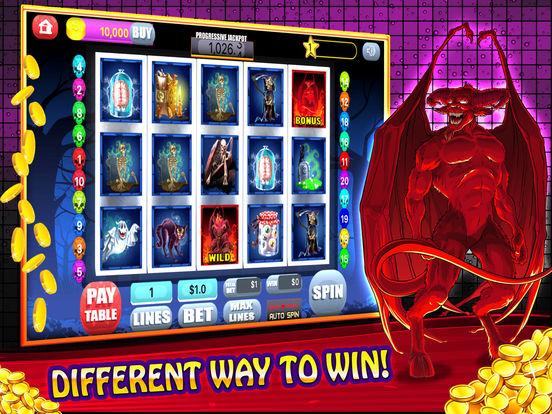 Free Las Vegas Casino Slot Machine Games - Spin for Win Big Bonus-ipad-0