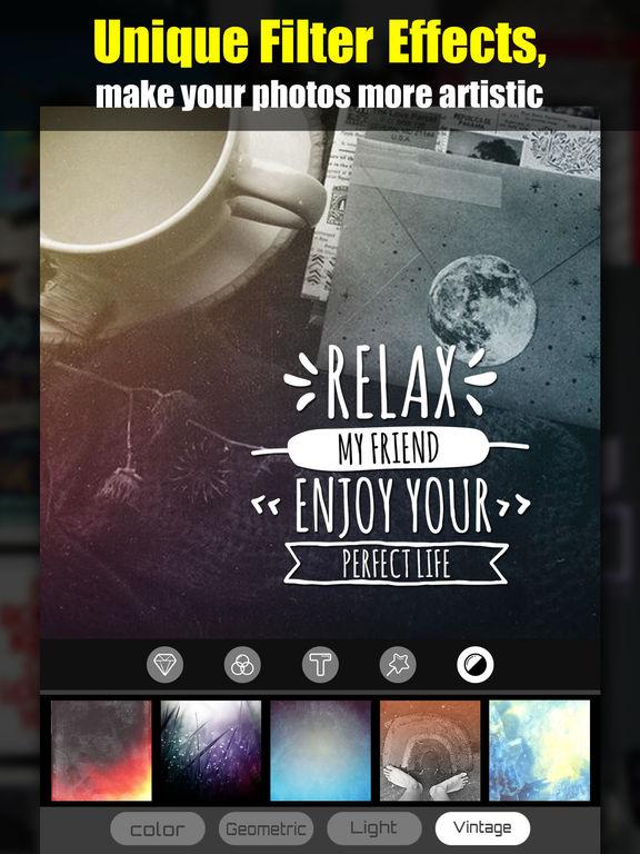 Word Dream - Cool Fonts & Typography Generator Screenshots
