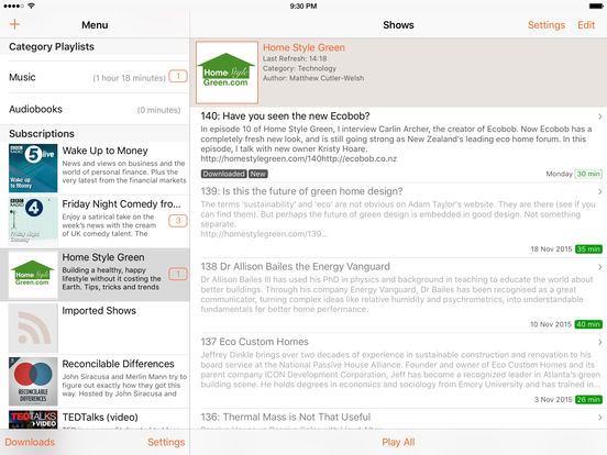 The best podcast apps for iPhone - appPicker