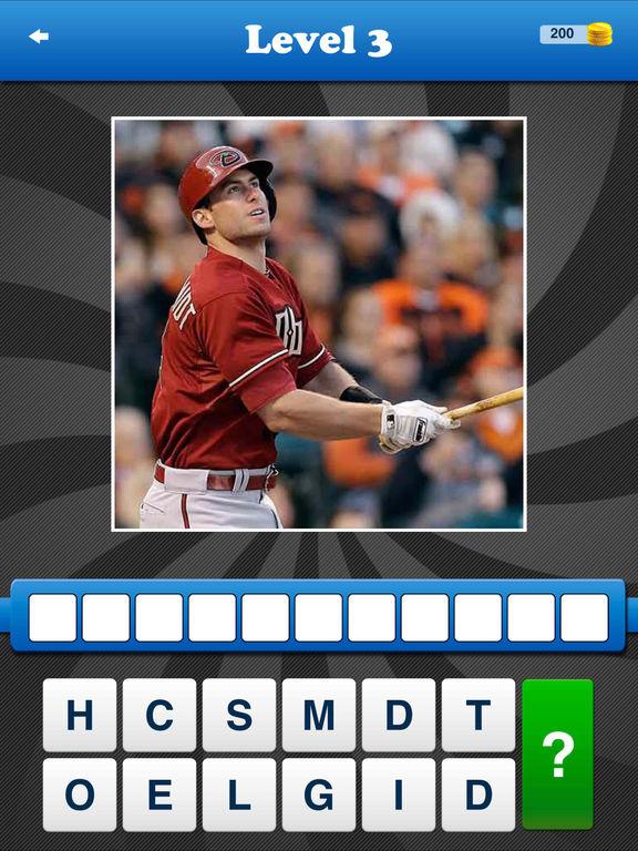 App Shopper: Who's The Player? Baseball Quiz MLB Sport Pic