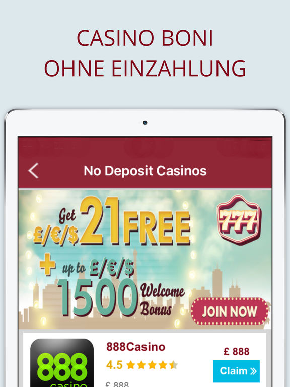 Casino mobile free no deposit bonus