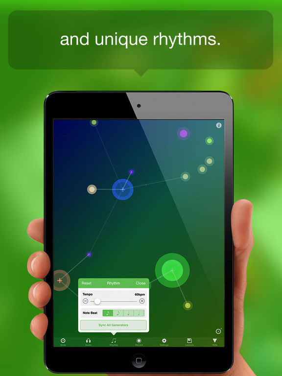 NodeBeat - Playful Music for All Screenshot