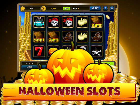 Happy halloween slot machine