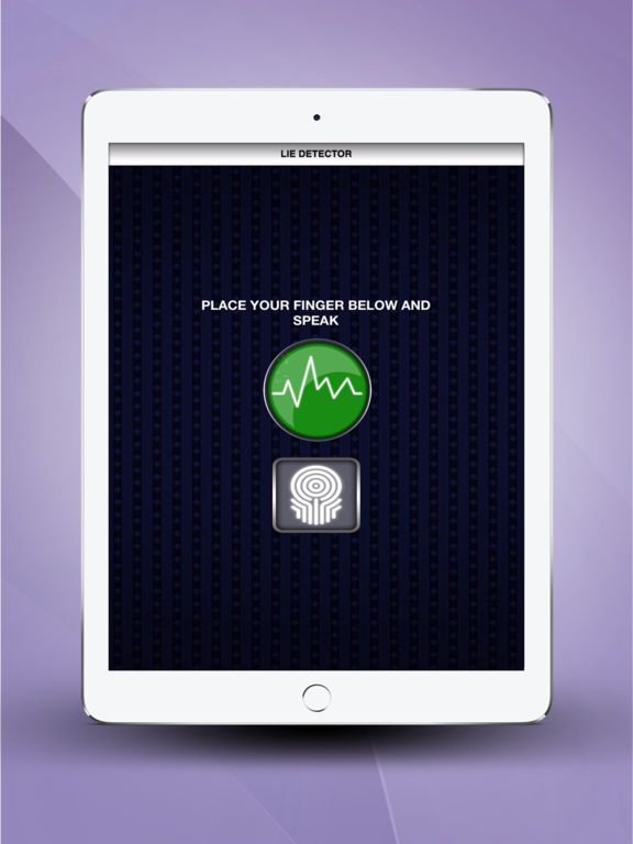 Best Lie Detector App Iphone