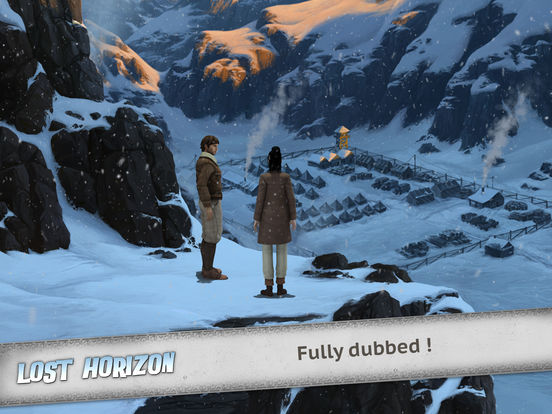 Lost Horizon Screenshots