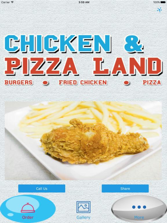App Shopper Chicken And Pizza Land Ystrad Mynach Food Drink