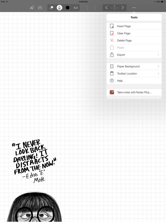 INKredible Screenshot