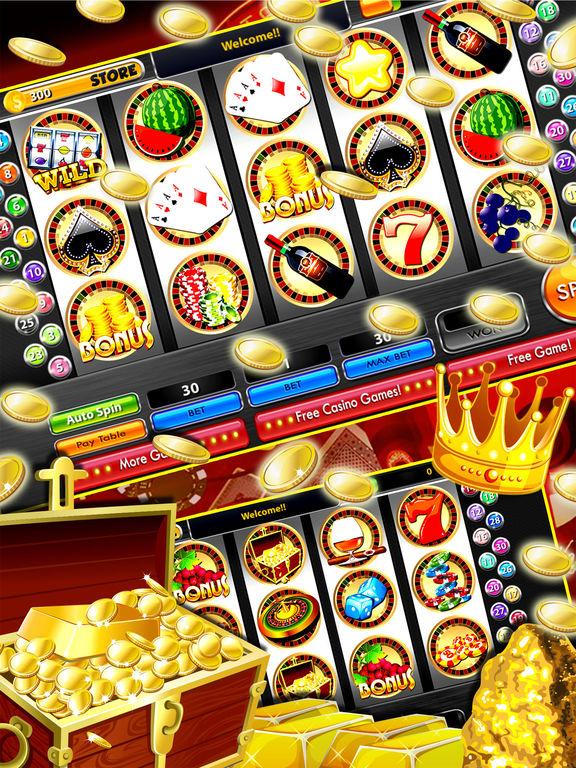 Game slot machine free