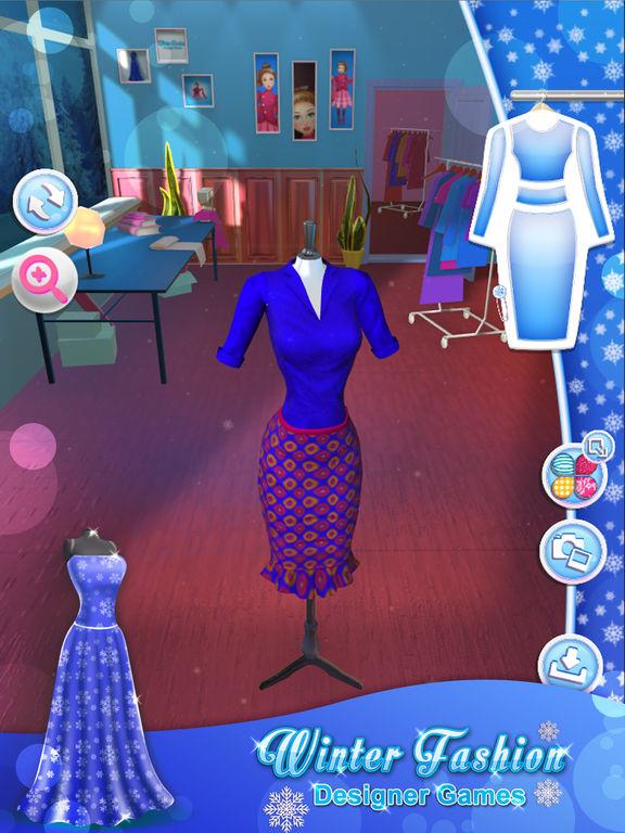 App Shopper: Winter Fashion Designer Games: Design your ...
