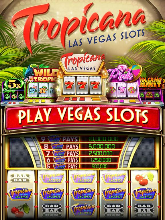 Las Vegas Free Slot Games