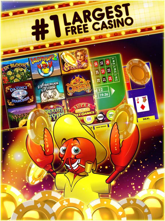 vegas slots for free play