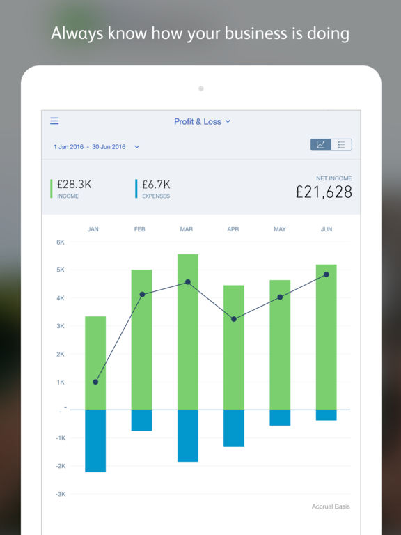 quickbooks accounting invoice estimate expense on the app store