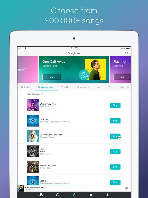 The best iPhone apps for karaoke singers - appPicker