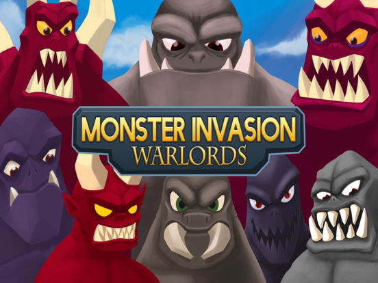 App Shopper: Monster Invasion : Warlord (Games)
