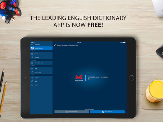 Oxford Dictionary of English FREE Screenshot