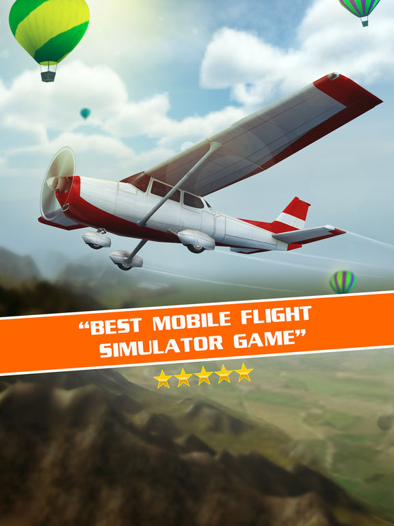 best airplane games for iphone