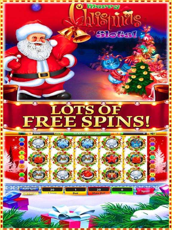 Free Xmas Slots
