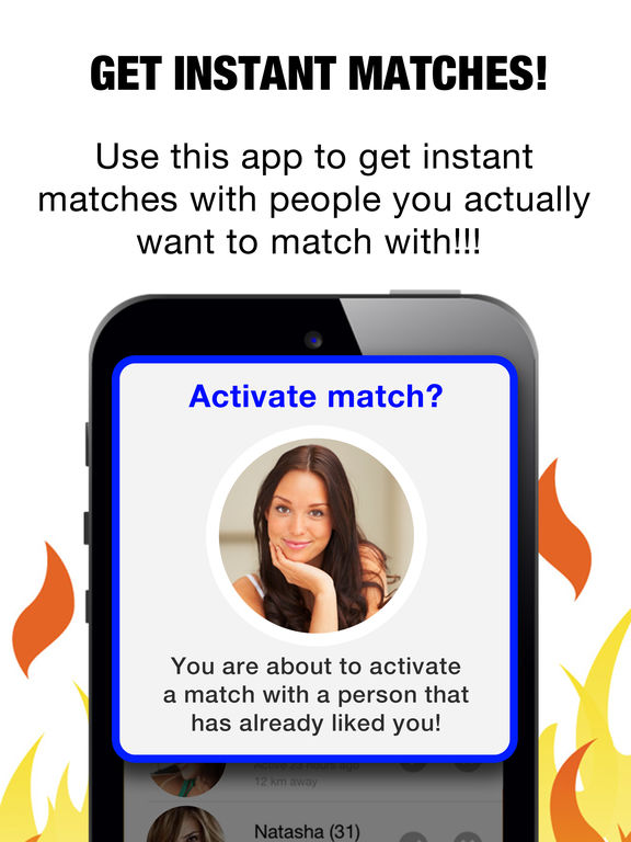 Flame for Tinder Dating - Boost plus Liker Tools - AppRecs