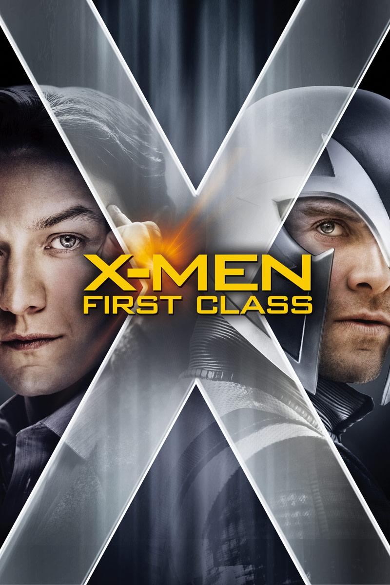 iTunes - Films - X-Men: First Class