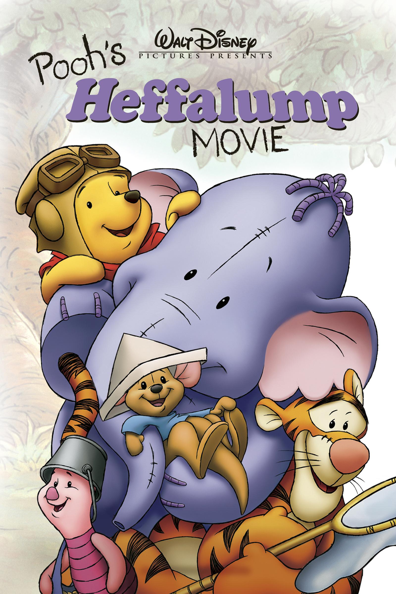 Heffalump Winnie Pooh