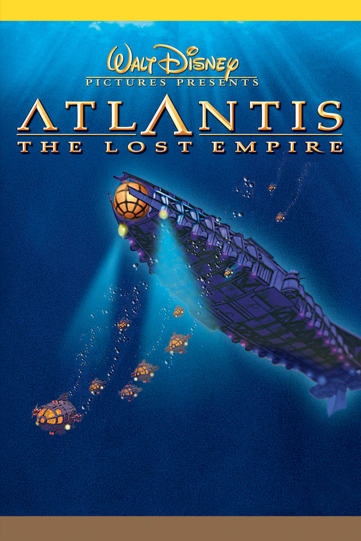 iTunes - Movies - Atlantis: The Lost Empire